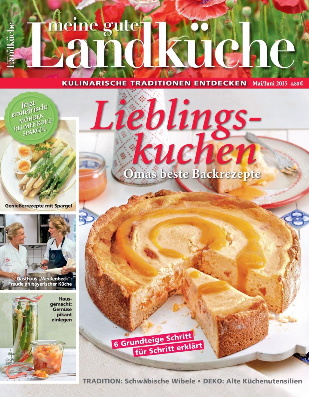 meine gute landküche | augustus medien